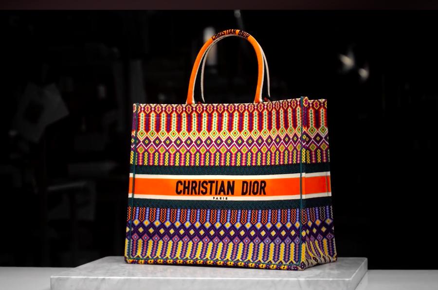 """Otra crisis de apropiación cultural en la moda de lujo: Dior se """"inspira"""" en el arte"""