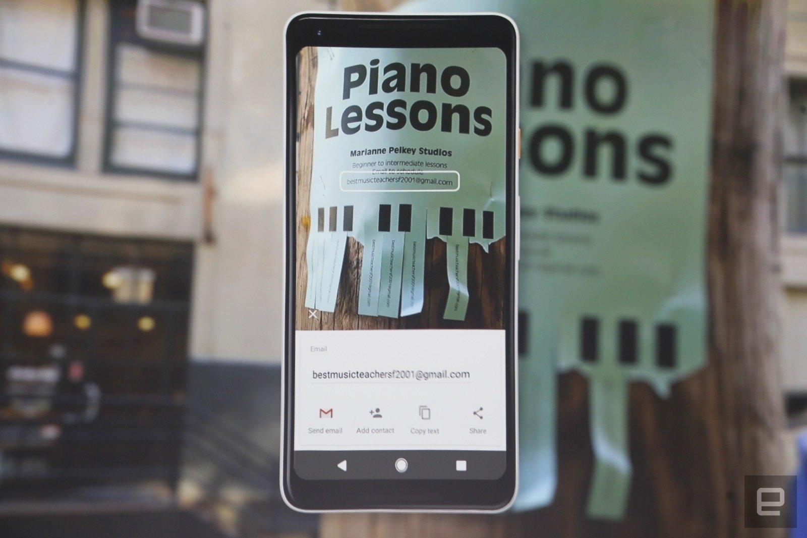 現在非 Pixel 手機也能用到 AI 影像搜尋工具 Google Lens