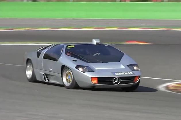 【ビデオ】生産台数はわずか30台! メルセデスをベースとする超希少なスーパーカー「イズデラ インペレーター」の走行映像!