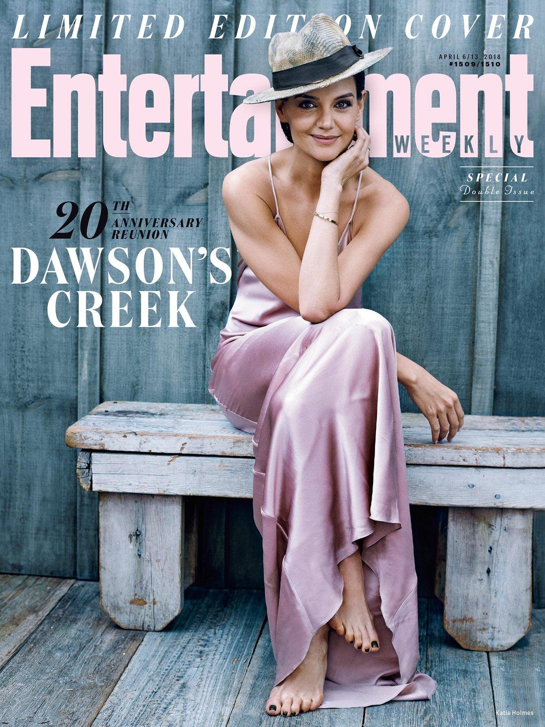 """""""Dawson"""" : les acteurs réunis 20 ans"""