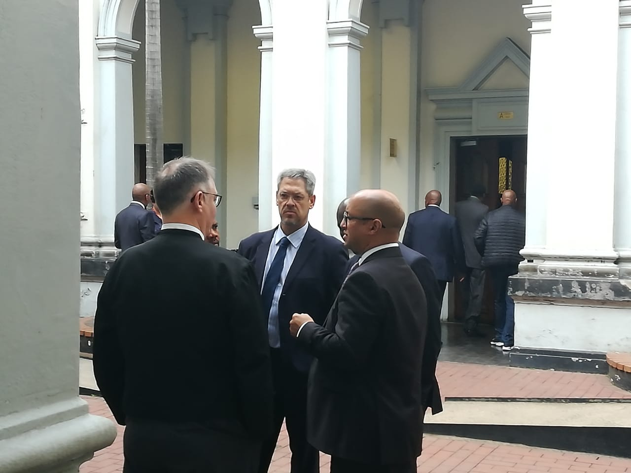 Jacob Zuma Court Appearance Brings Durban To A