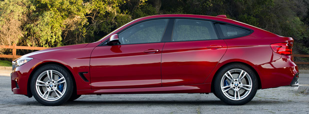 2014 BMW 328i xDrive Gran Turismo | Autoblog