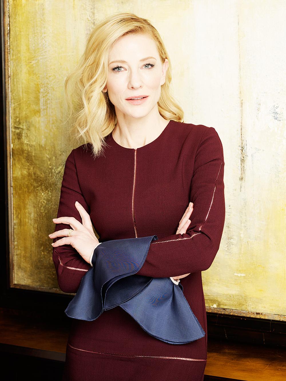 Cate Blanchett shares ... Cate Blanchett