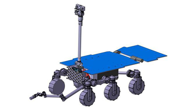 Airbus to design Mars rover that will collect, return soil samples