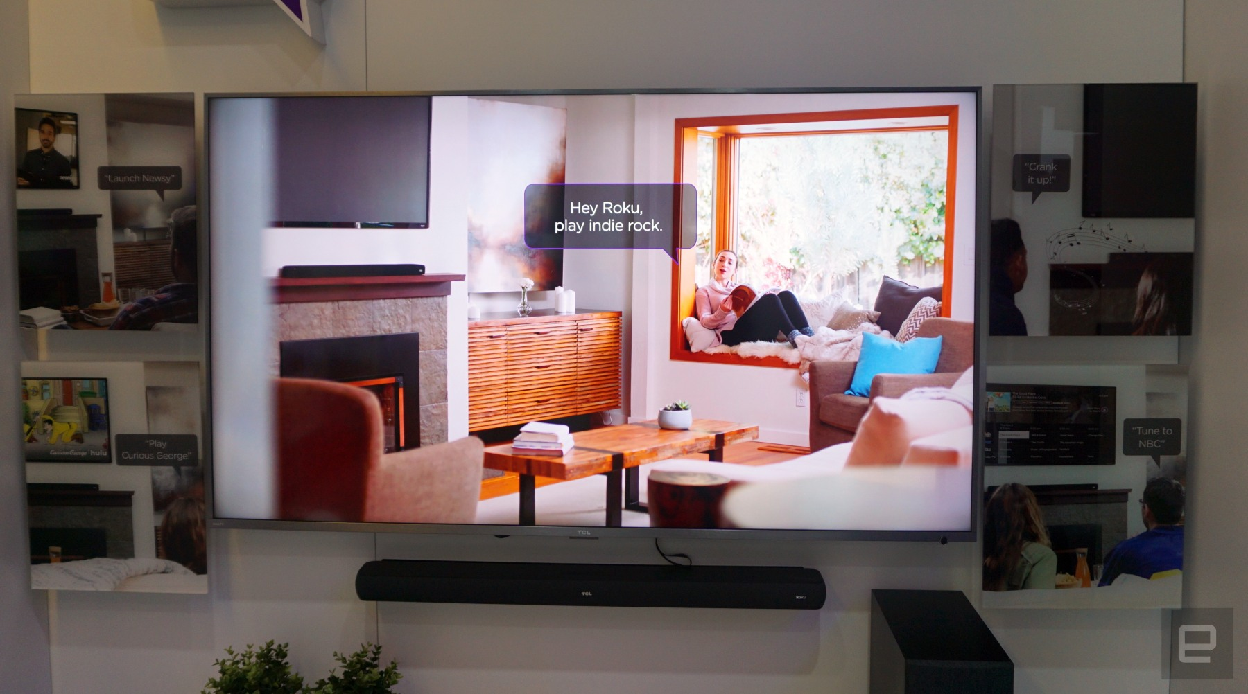TCL Roku TV & Soundbar