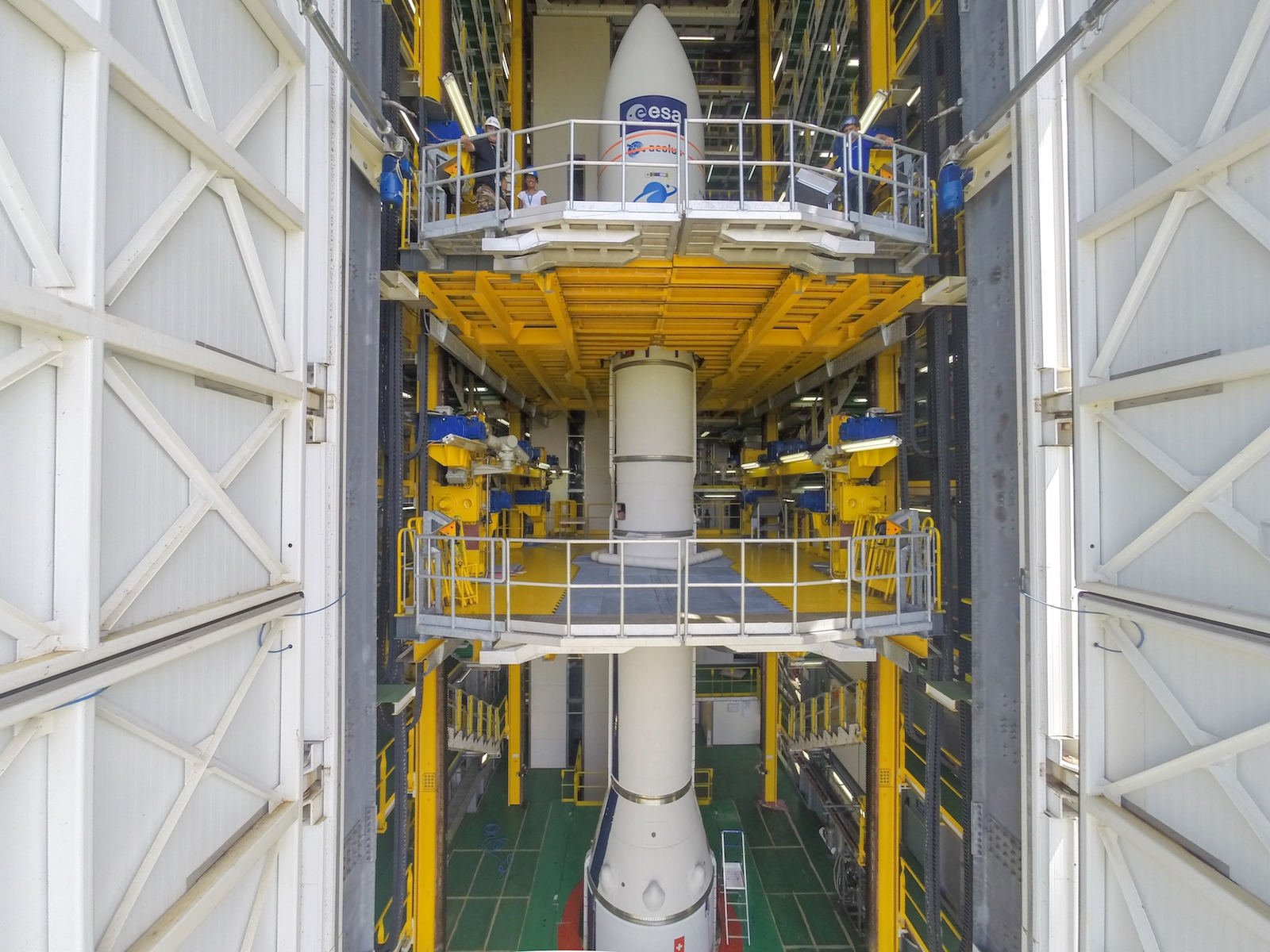 Watch the ESA launch its wind-mapping Aeolus satellite at 5PM ET