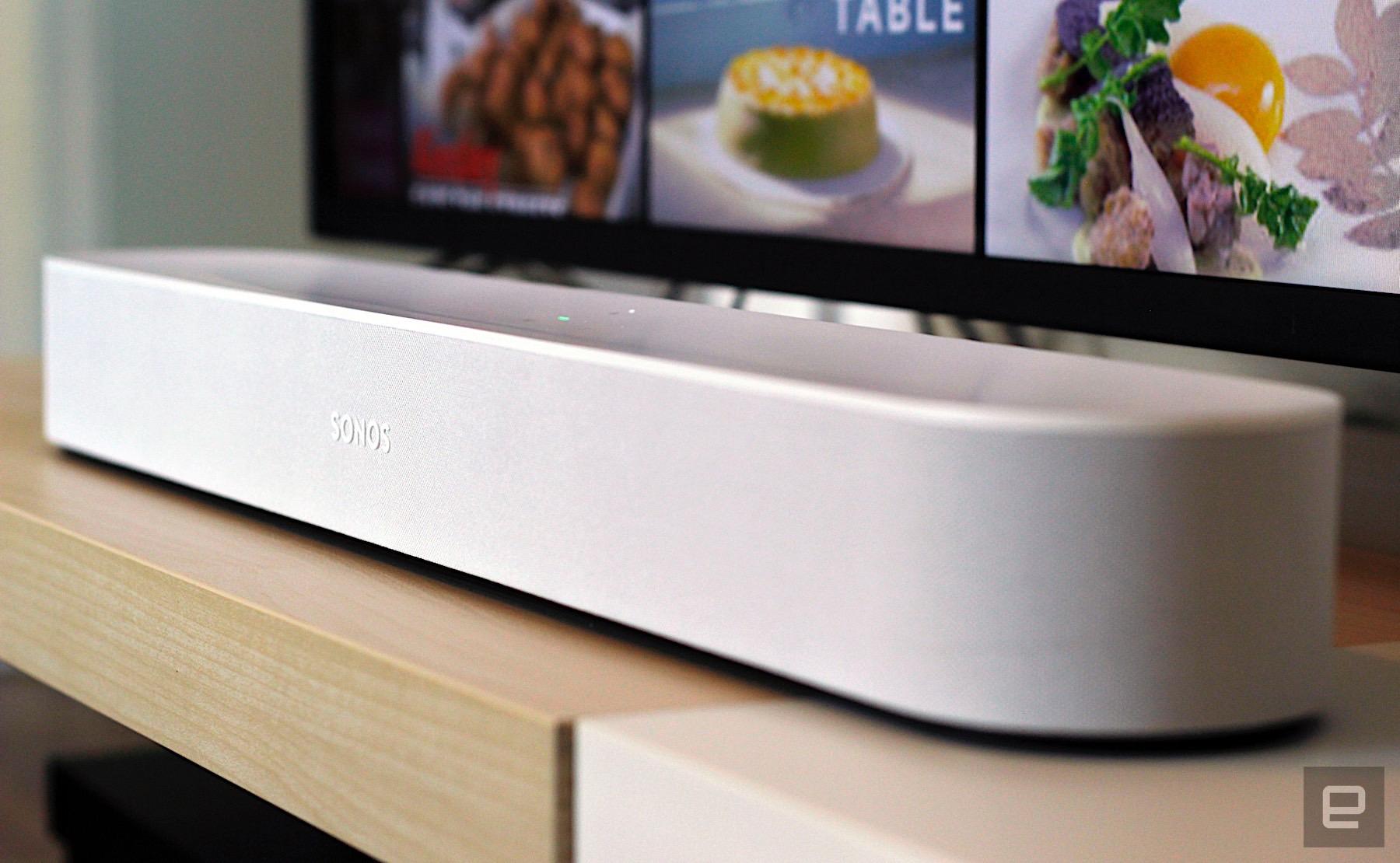 Sonos Beam Review Smart Features Trump Minor Audio