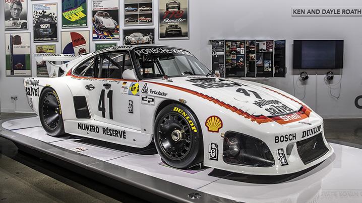Petersen Museum Porsche Effect