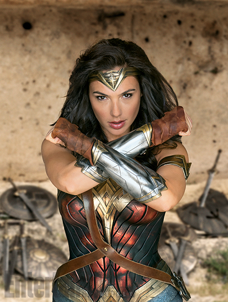 Wonder Woman (2017)Gal Gadot