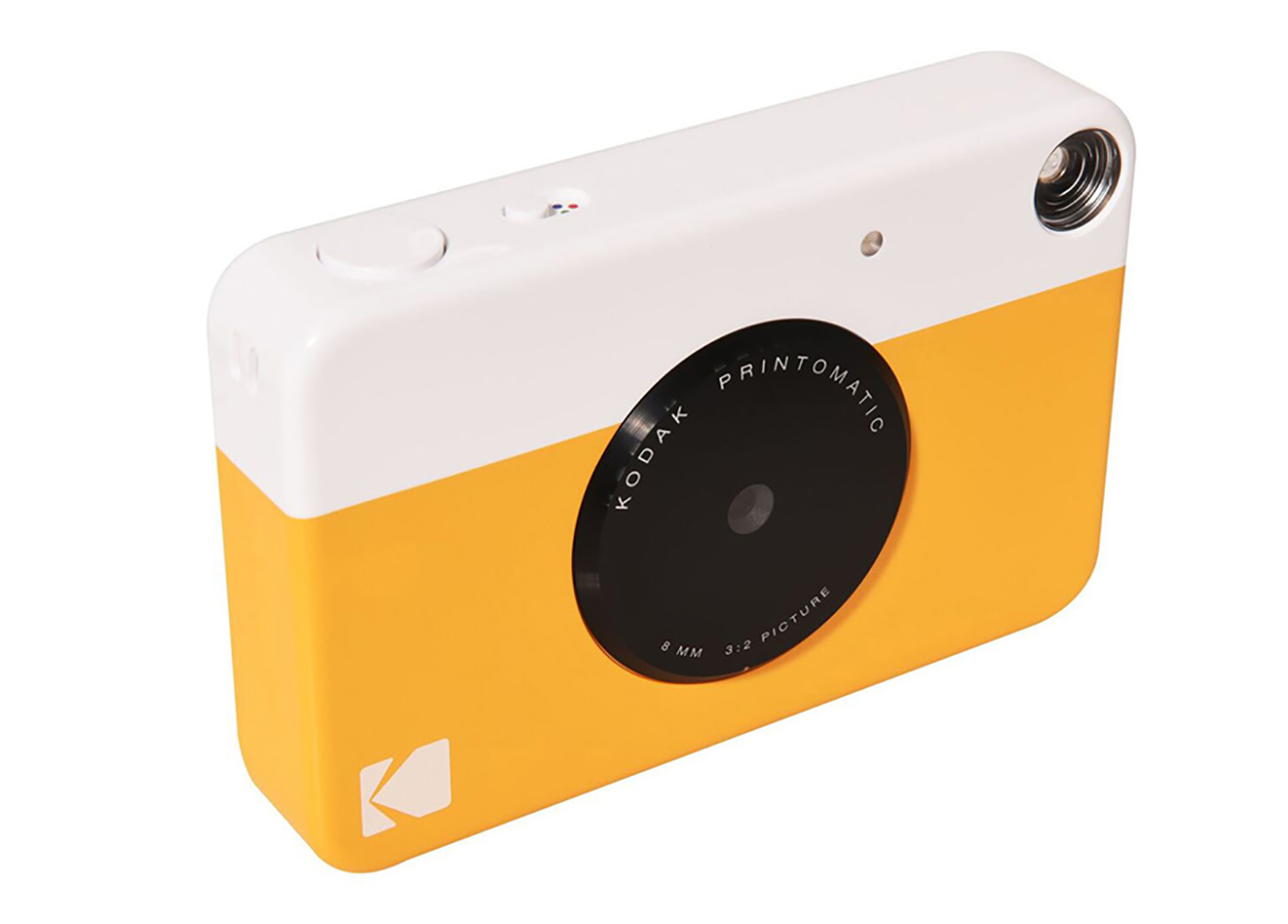 Kodak channels Polaroid for its hybrid instant camera