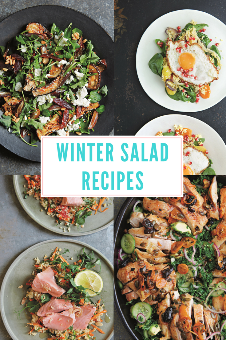 These Delicious Recipes Prove Salads Don't Have To Be