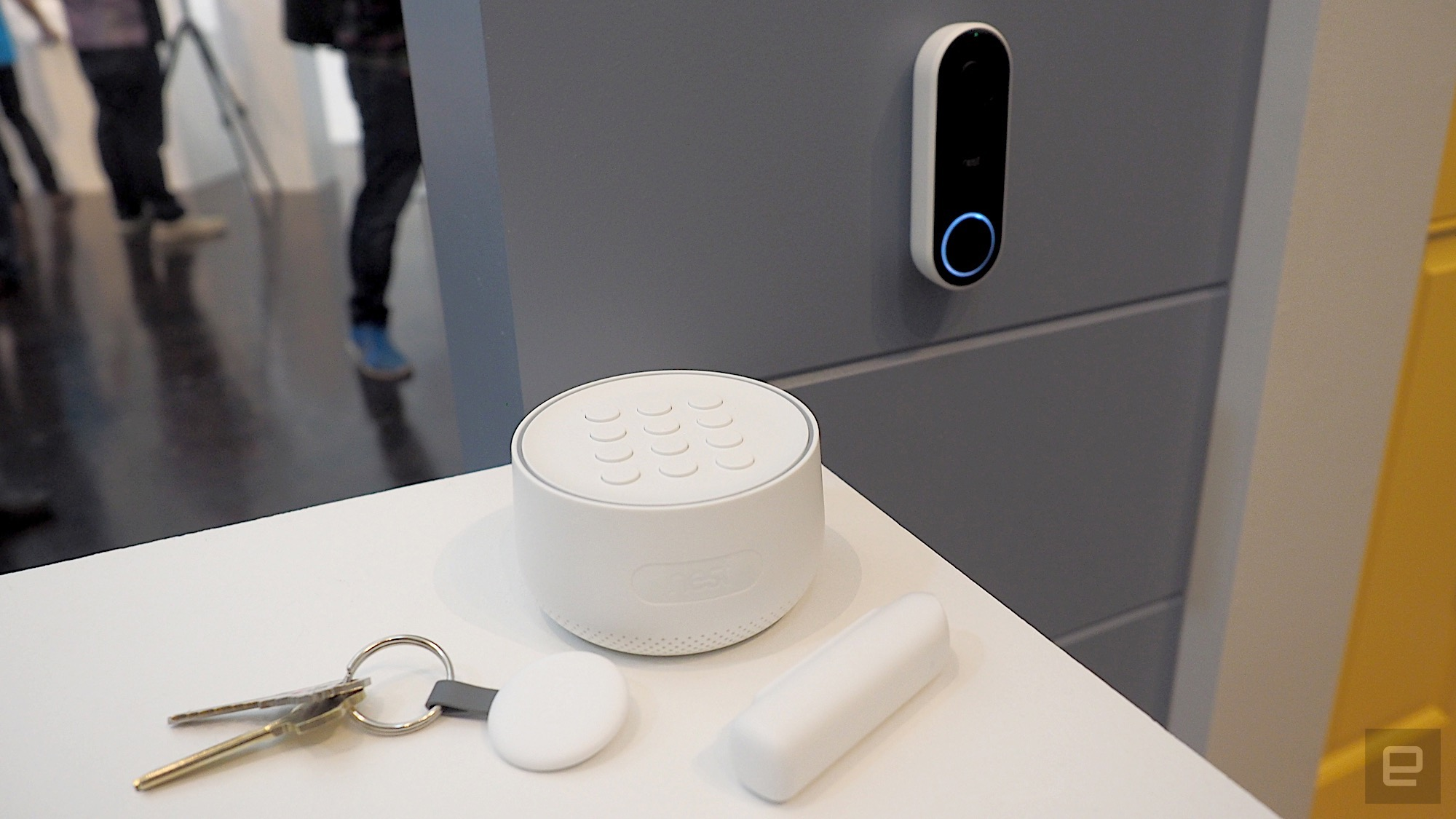 Nest S Vision Of The Secure Home Is Rooted In Simplicity