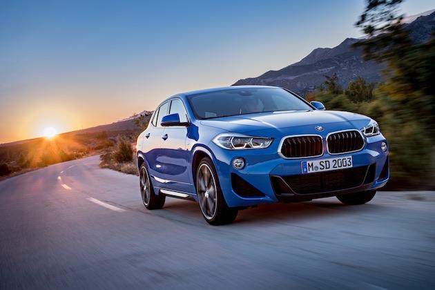 BMW、まったく新しいコンセプトの新型車「X2」の日本導入を発表! 注文受付を開始