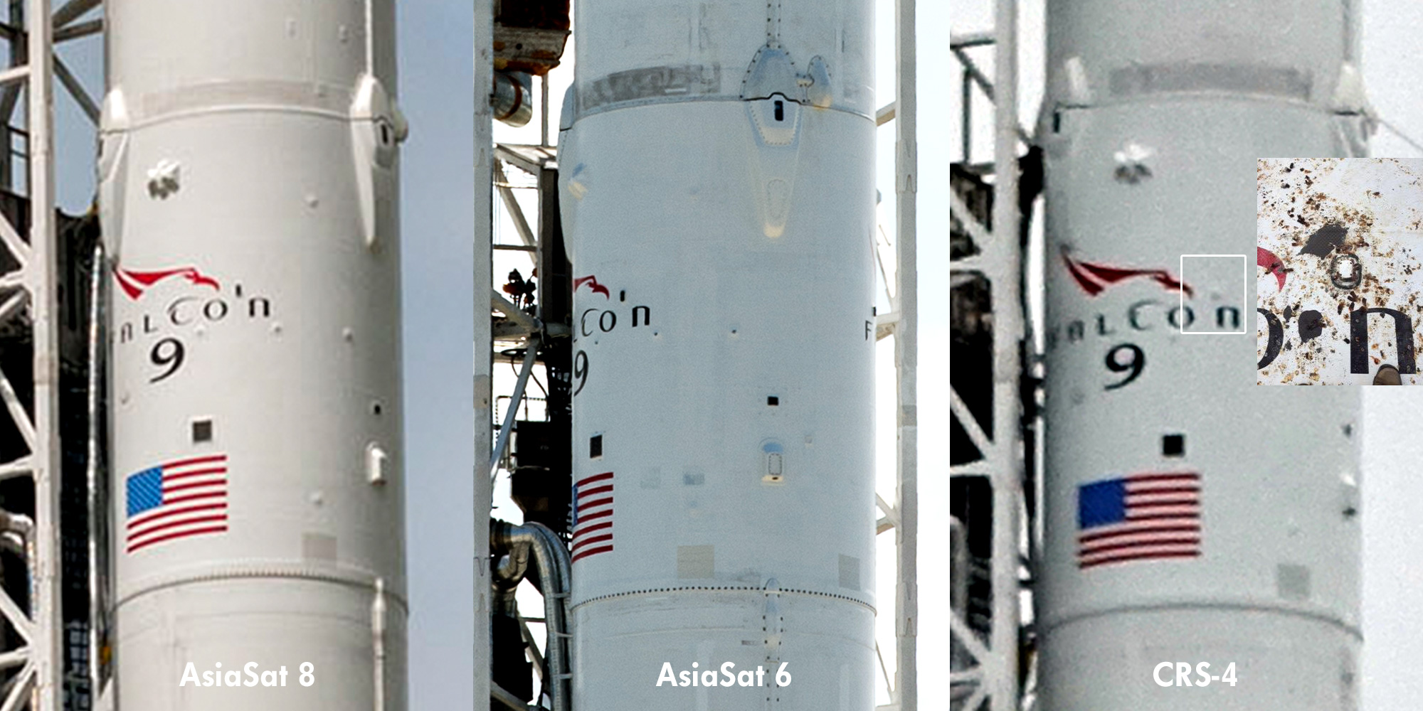 CRS-4 SpaceX Falcon 9