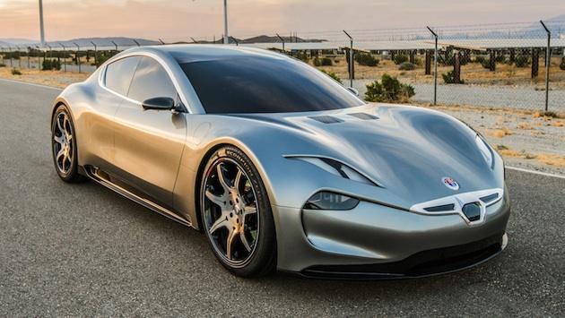 フィスカー、CES 2018で新型電気自動車「EMotion」を公開すると予告 低価格モデルも準備中