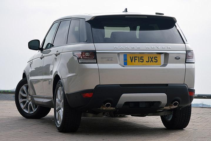 2016 Land Rover Range Sport Td6