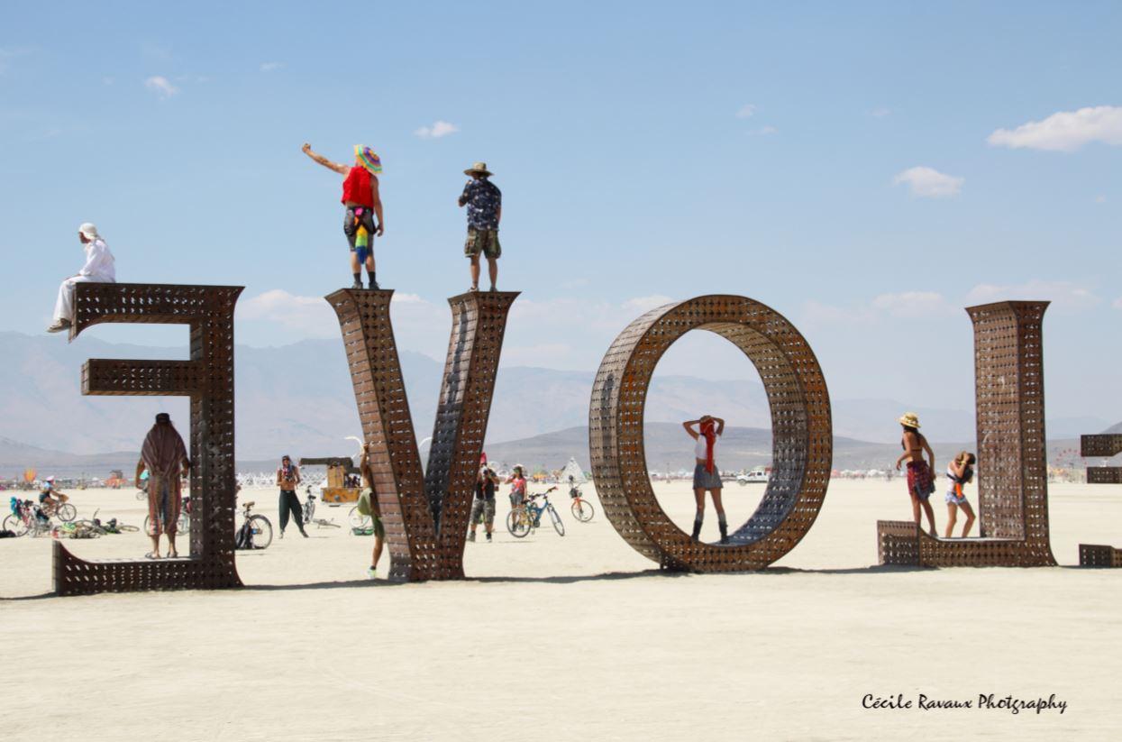 Pourquoi le festival Burning Man a changé ma