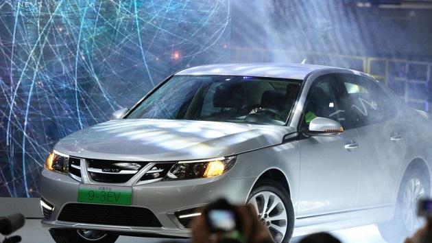 電気自動車として復活したサーブ「9-3」が、ついに中国で生産開始!