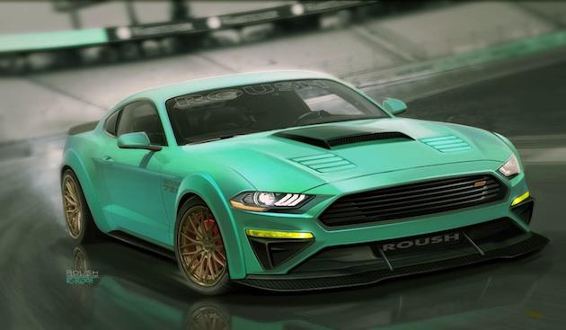 フォード、様々なチューナーがカスタムした7台の「マスタング」をSEMAショーに出展!