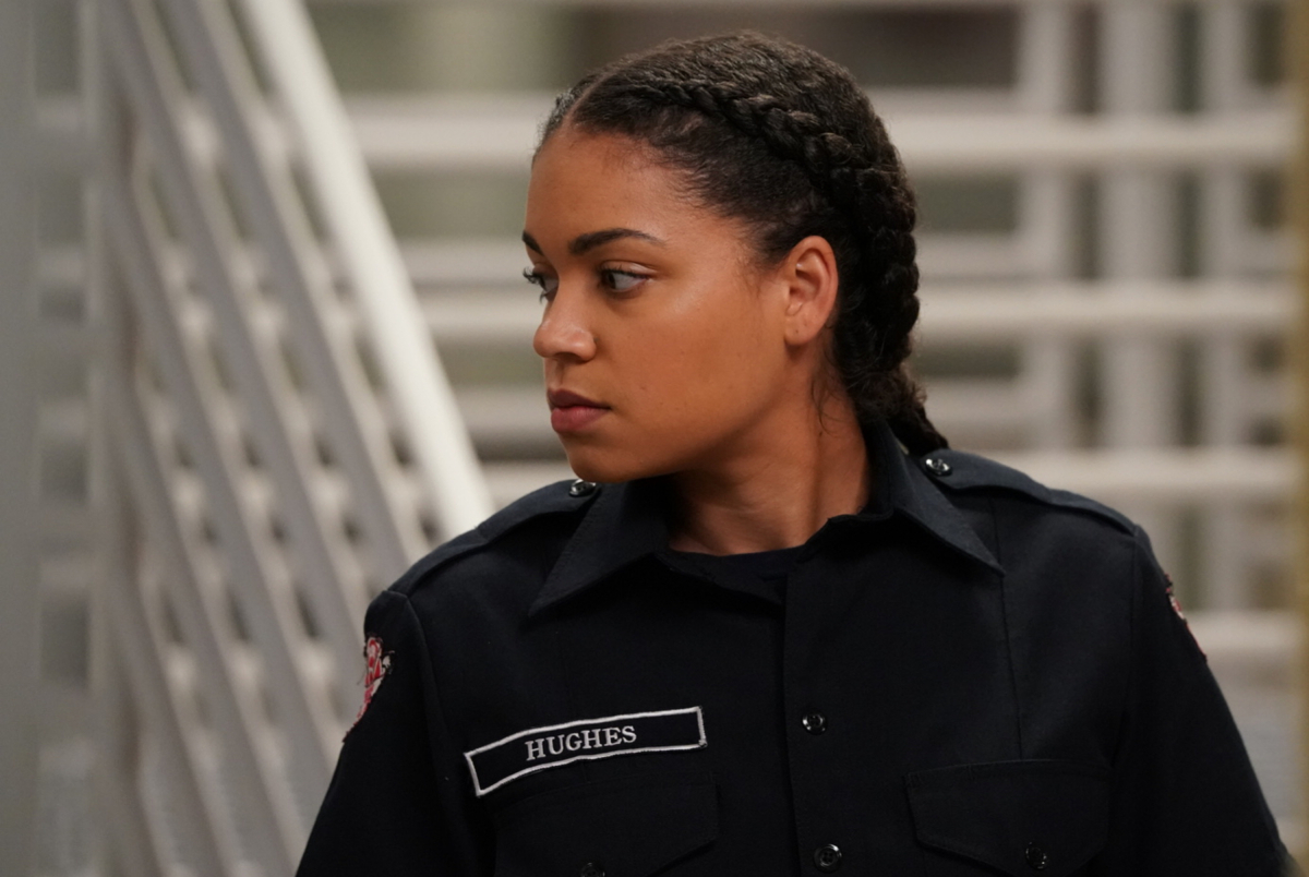 """GREY'S ANATOMY SPINOFF - The latest series from the Executive Producers of """"Grey�s Anatomy,"""" """"Scandal"""" and """"How to Get Away with Murder"""" follows a group of heroic firefighters at Seattle Fire Station 19 - from captain to newest recruit - as they risk their lives and their hearts both in the line of duty and off the clock. These brave men and women are like family, literally and figuratively, and together they put their own lives in jeopardy as first responders to save the lives of others.(ABC/Mitch Haaseth) BARRETT DOSS"""