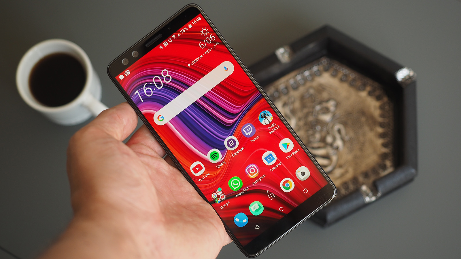 HTC U12+ review: Fundamentally flawed