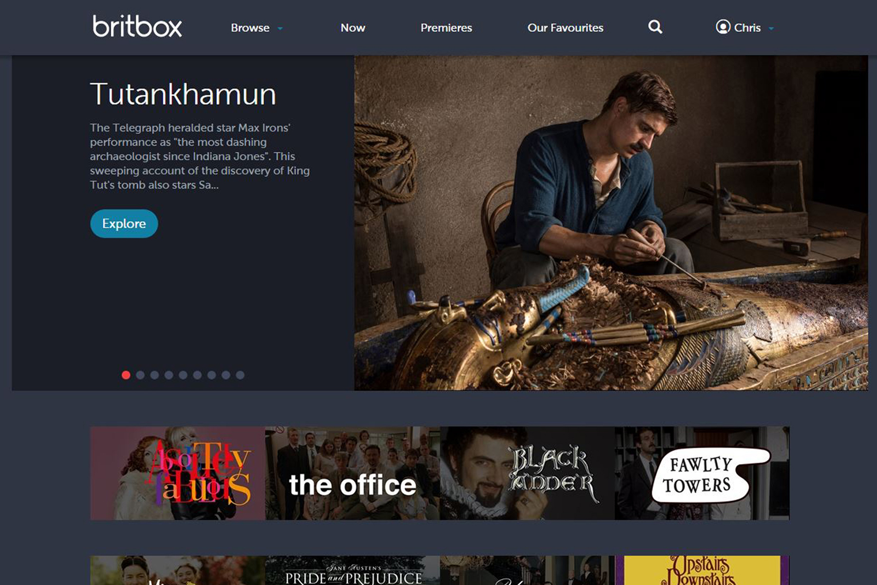 BritBox brings streaming British television to the US