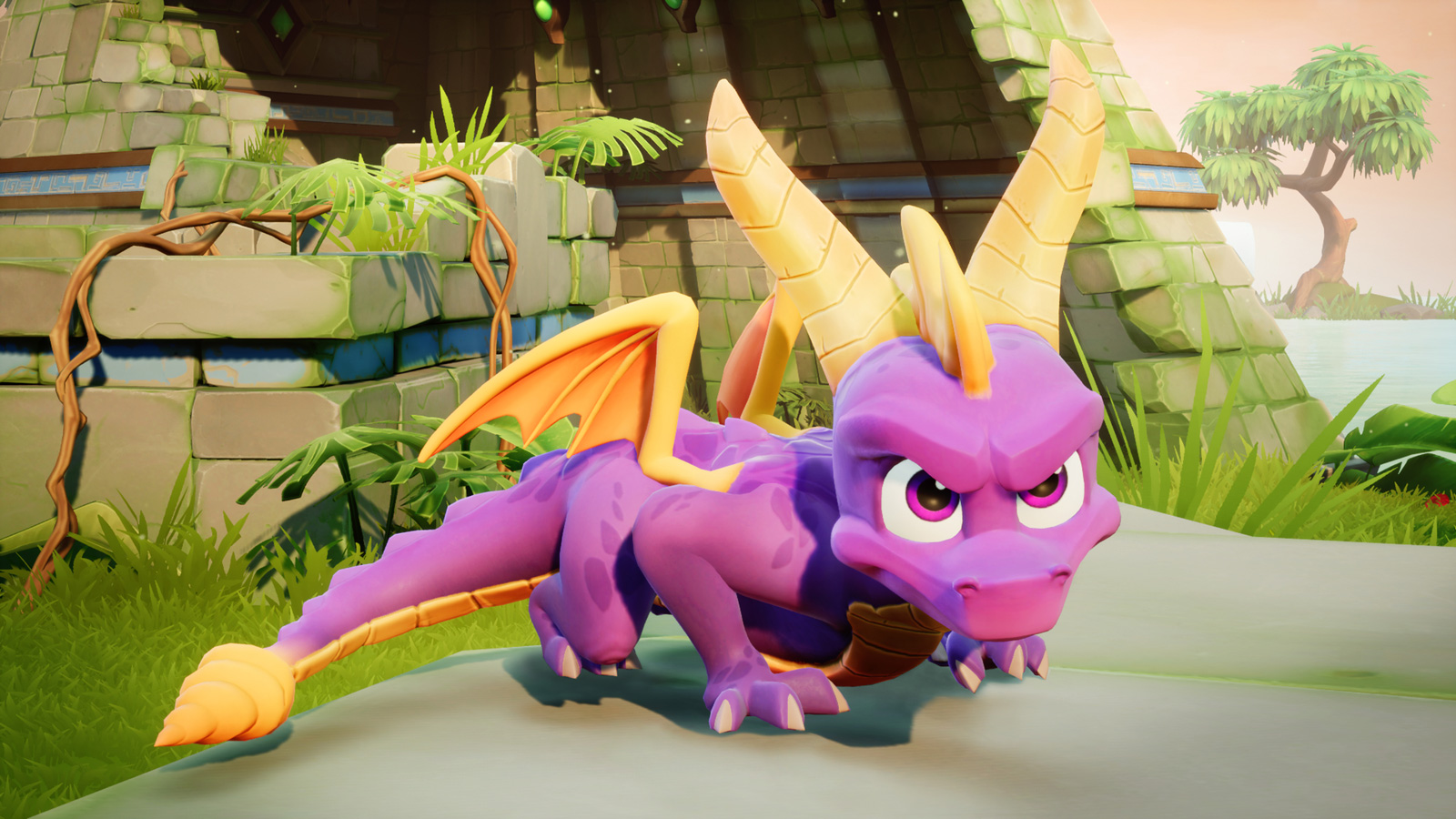 Spyro Reignited Trilogy Reaches Ps4 And Xbox One On