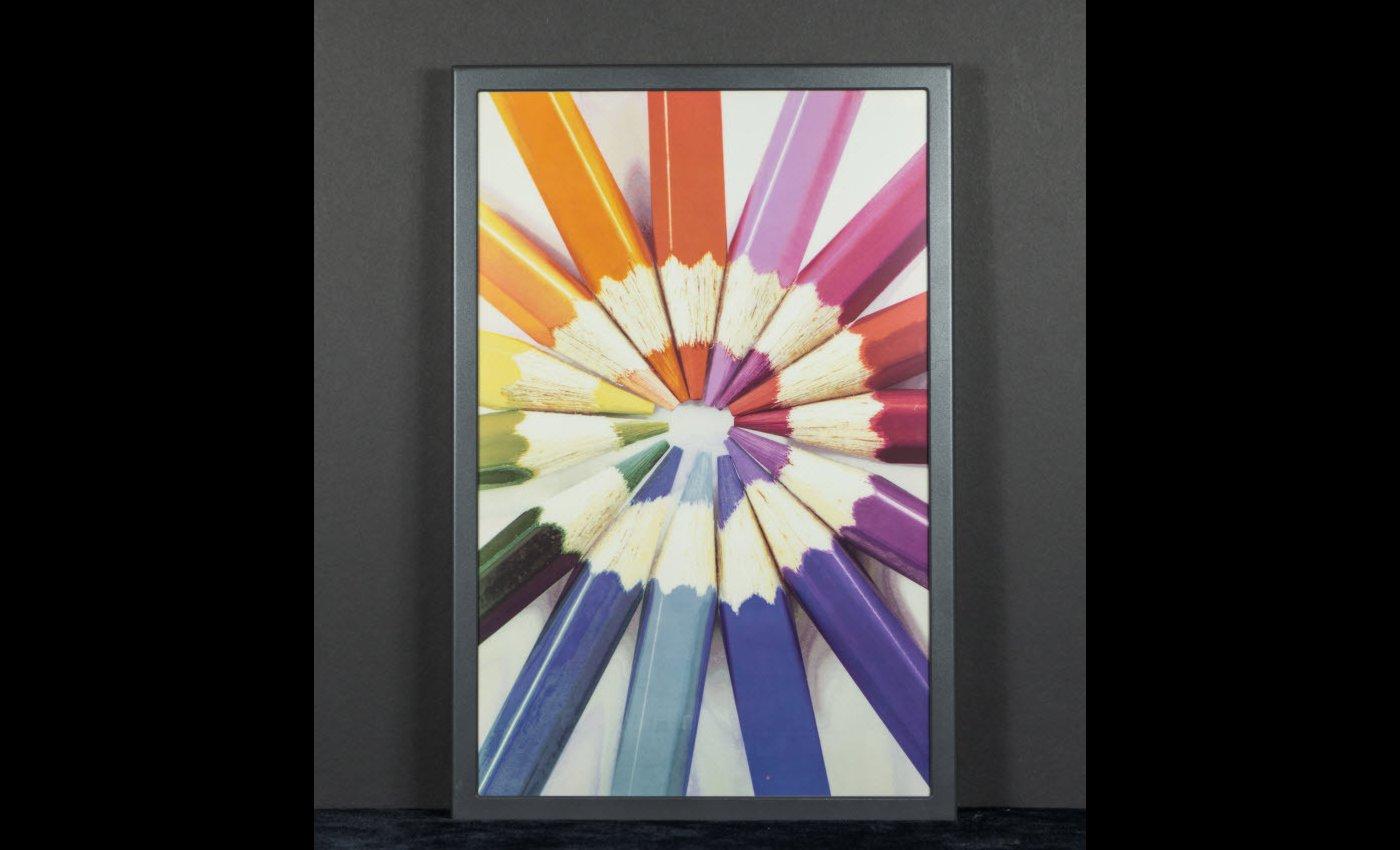 E Ink 宣布彩色电子纸技术取得突破