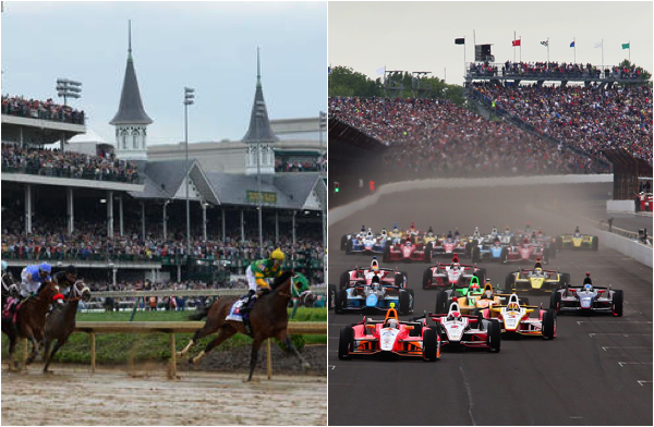 Kentucky Derby and Indianapolis 500