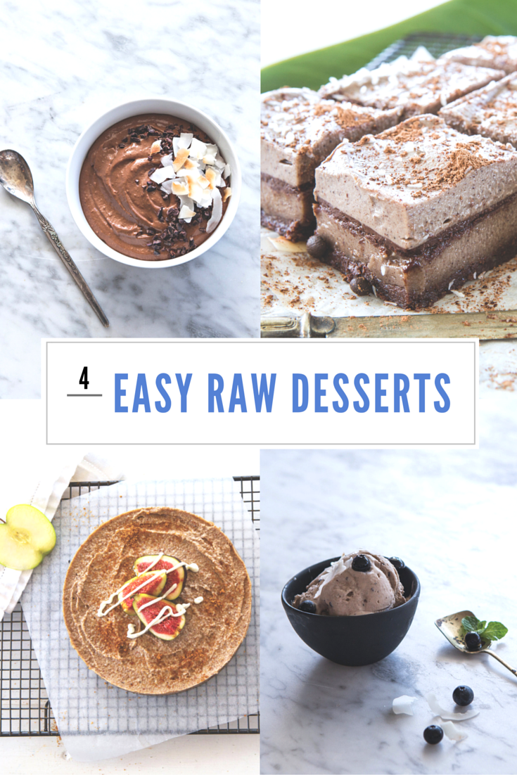 Mouthwatering raw desserts that are actually easy to make forumfinder Gallery