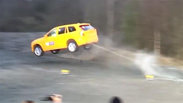 【ビデオ】ボルボ、新型「XC90」の