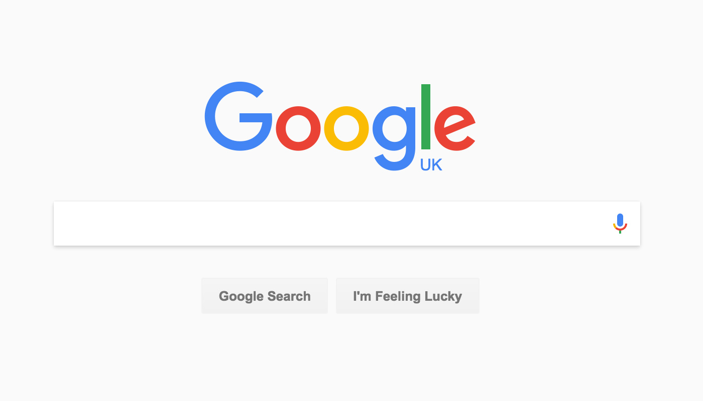 Google tests a cleaner look for Search