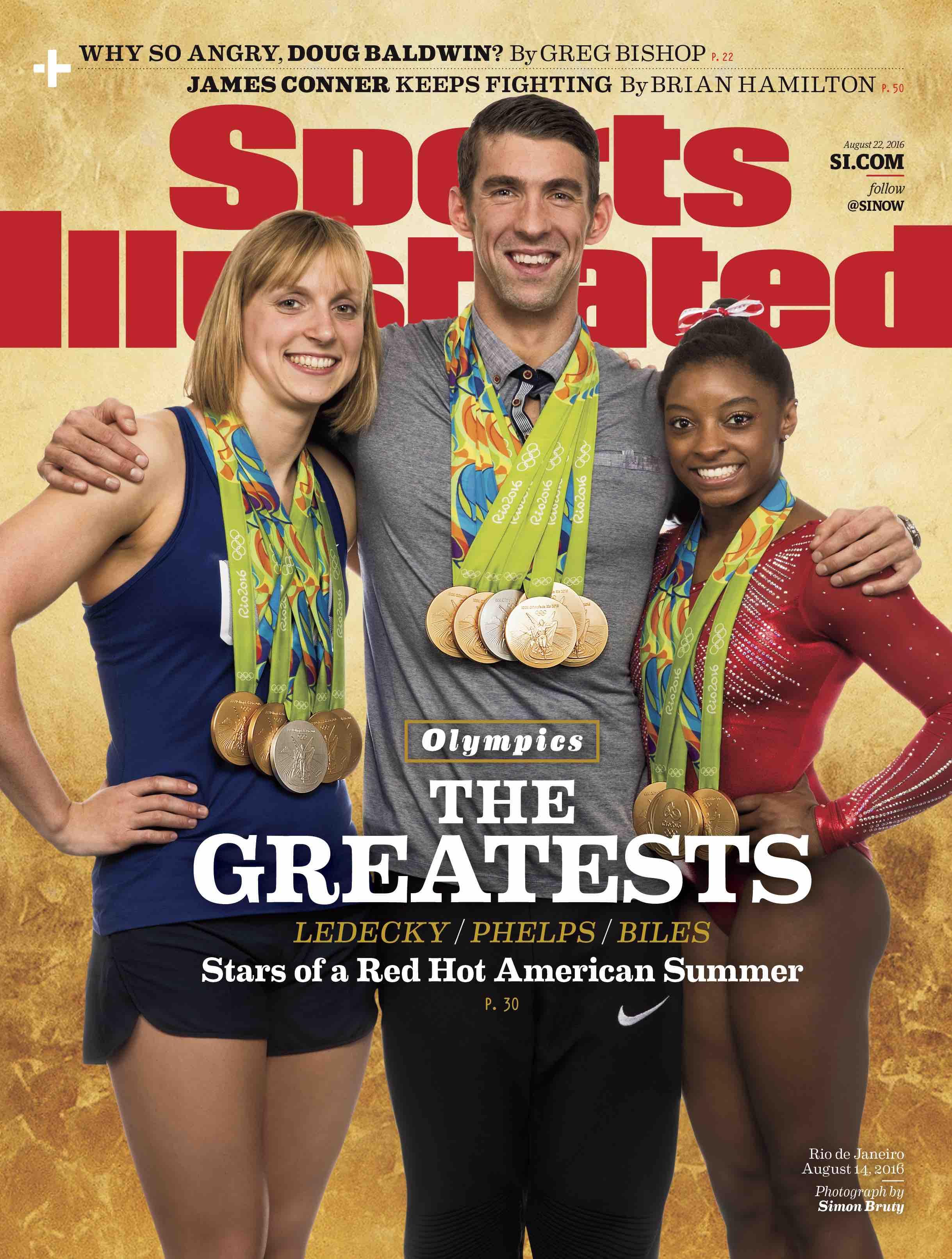 Rio Olympics-Sports Illustrated