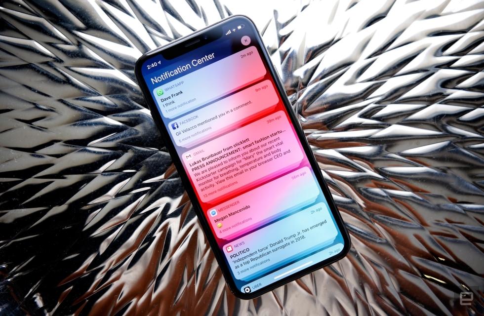 iOS 12、watchOS 5 正式版上線,現已開放升級