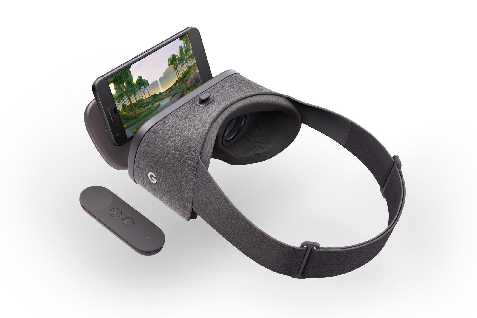 Daydream View VR från Google