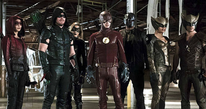 arrow, legends of tomorrow crossover