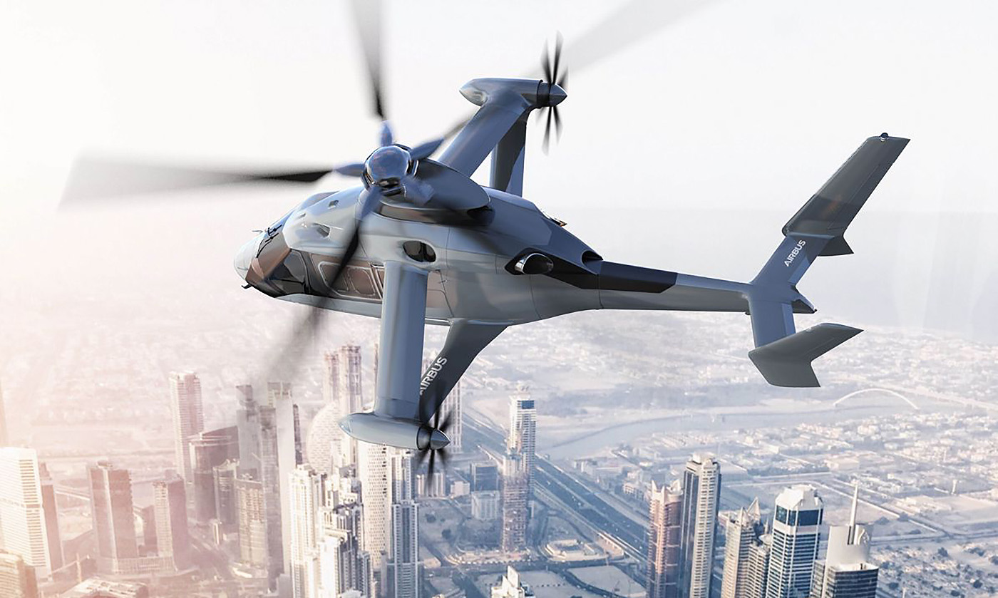 The future of helicopters - Airbus