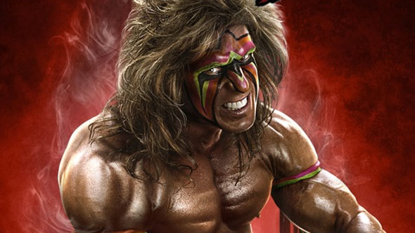 Ultimate Warrior 2K14