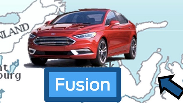 新型フォード「フュージョン」、北米国際自動車ショーでお披露目へ