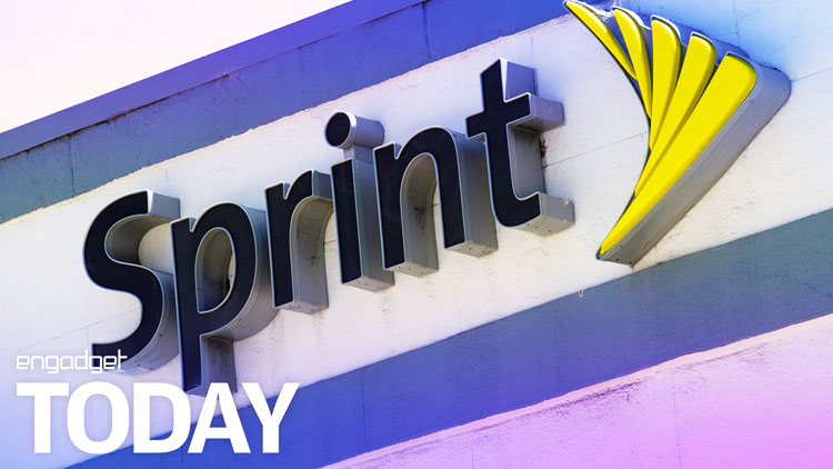 Sprint and T-Mobile are back in merger talks | Engadget Today