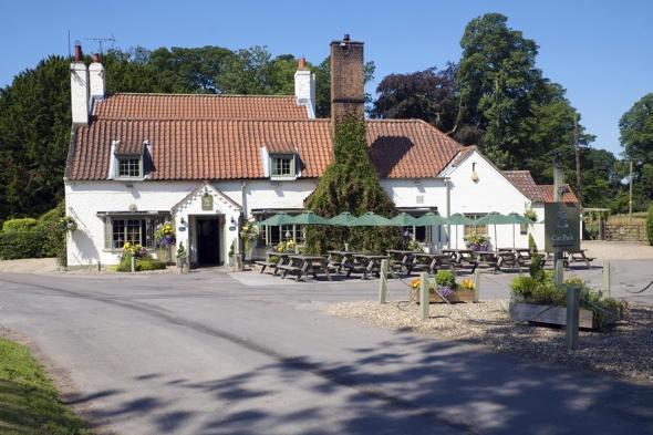 Britain's best pub revealed