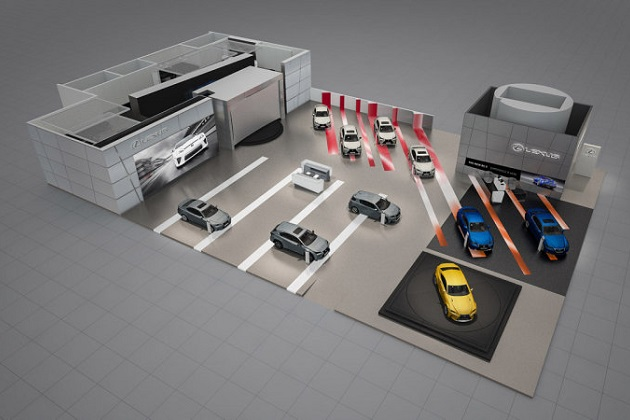 レクサス、ジュネーブ・モーターショーで新しいコンセプトカーを発表すると予告