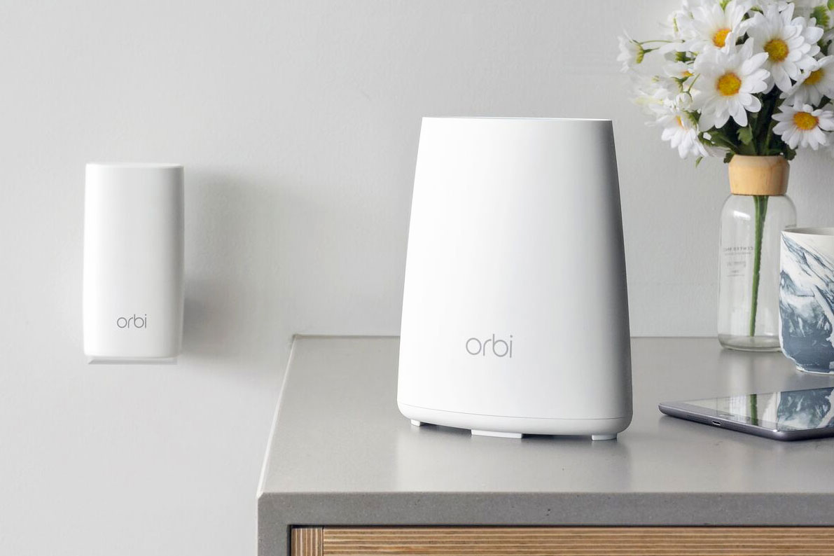 Netgear 推出两款(稍微)便宜的 Orbi 路由器