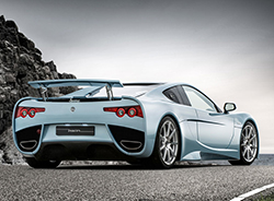 Vencer Sarthe - 2015 MY - Rear three-quarter view