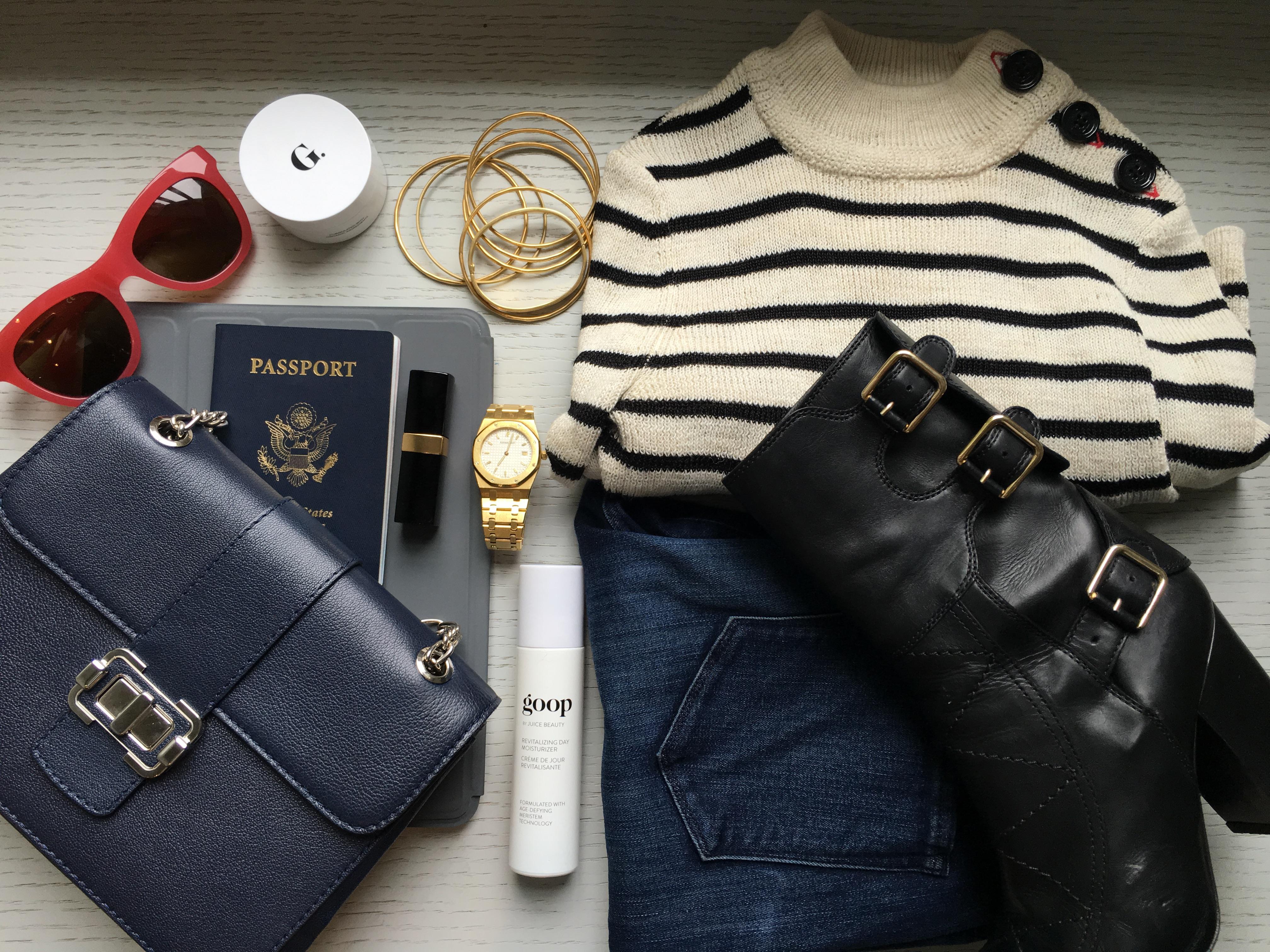 Monique Lhuillier's travel essentials