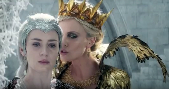 Image result for snow white and the huntsman winter's war