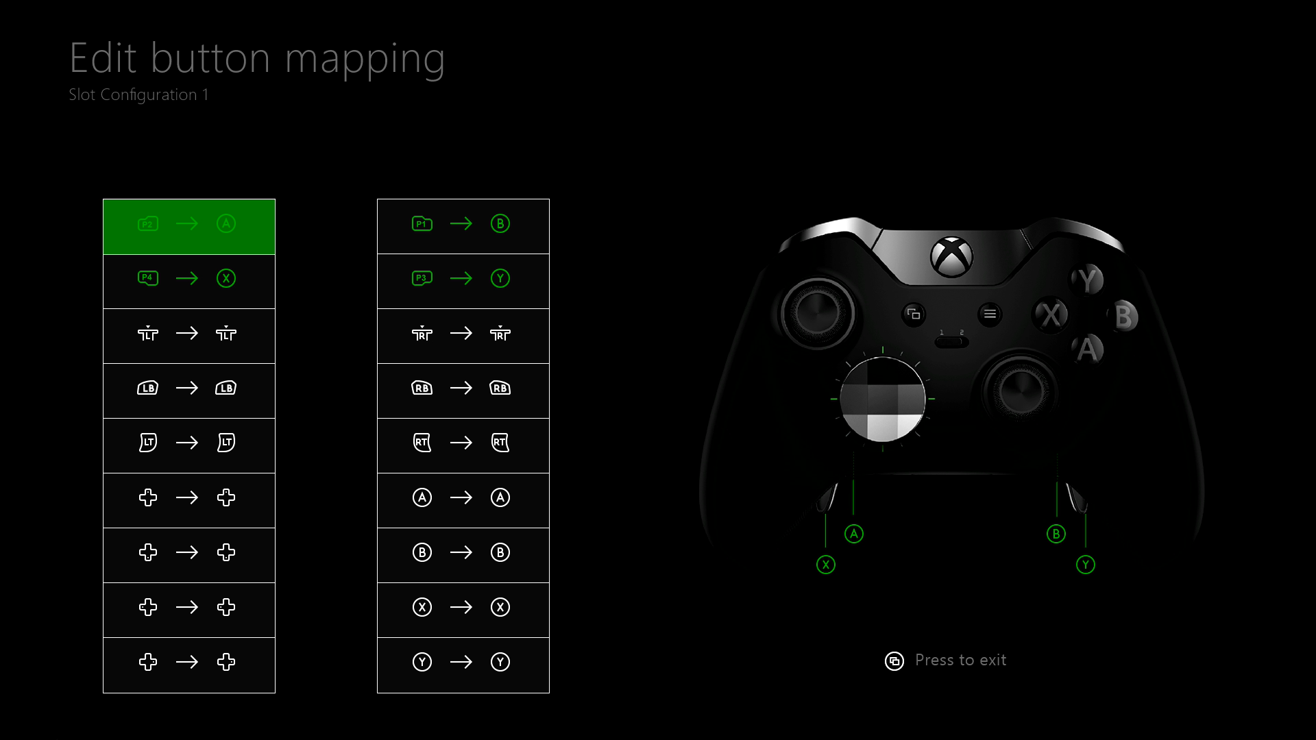 Xbox One Controller Buttons   www.pixshark.com - Images ...