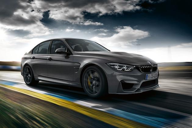 BMW、「3シリーズ」史上最強となる新型「M3 CS」を発表! 世界限定1,200台