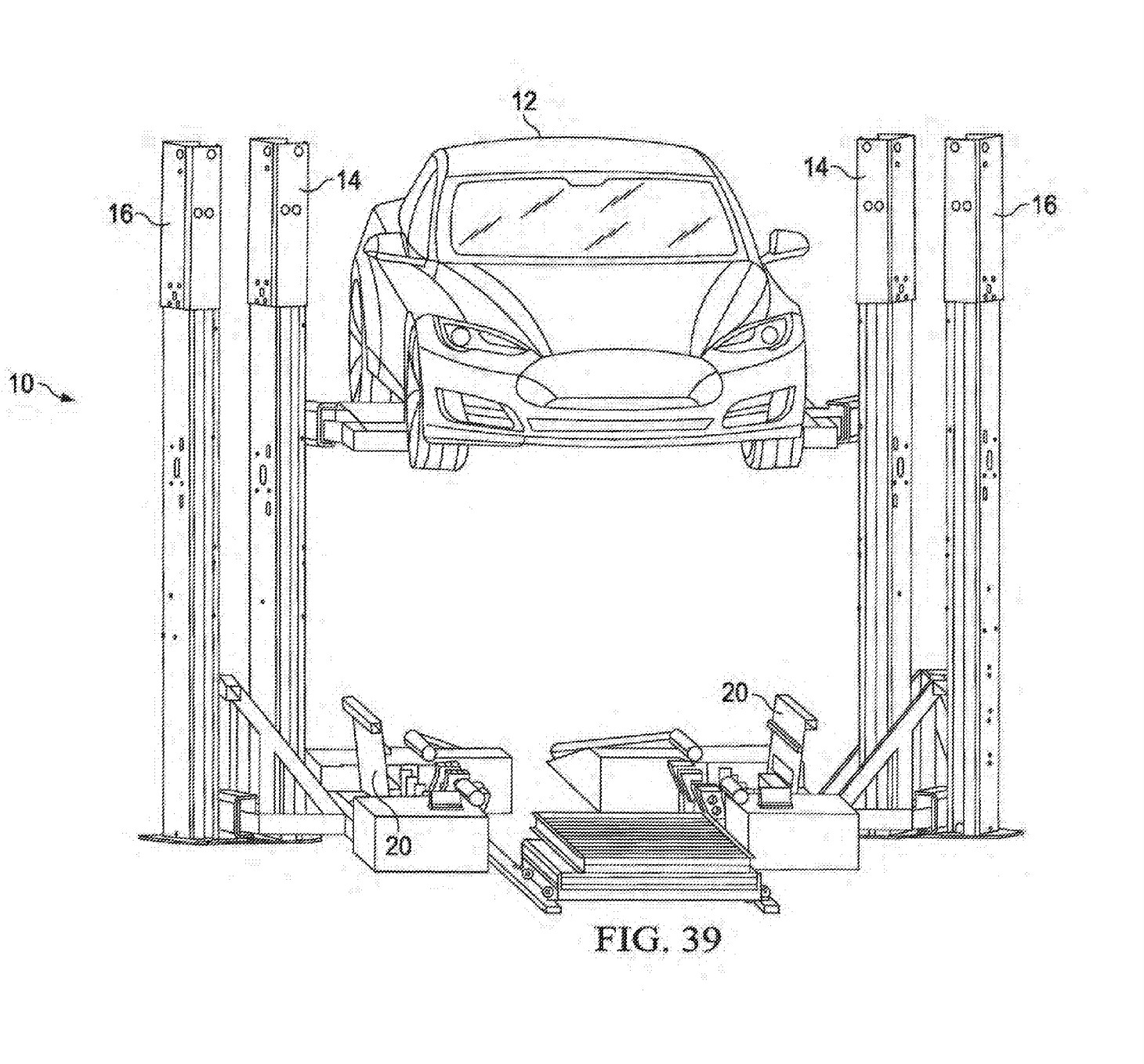 Electric Turbocharger Patents: Tesla Envisions Mobile EV Battery Swapping Machines