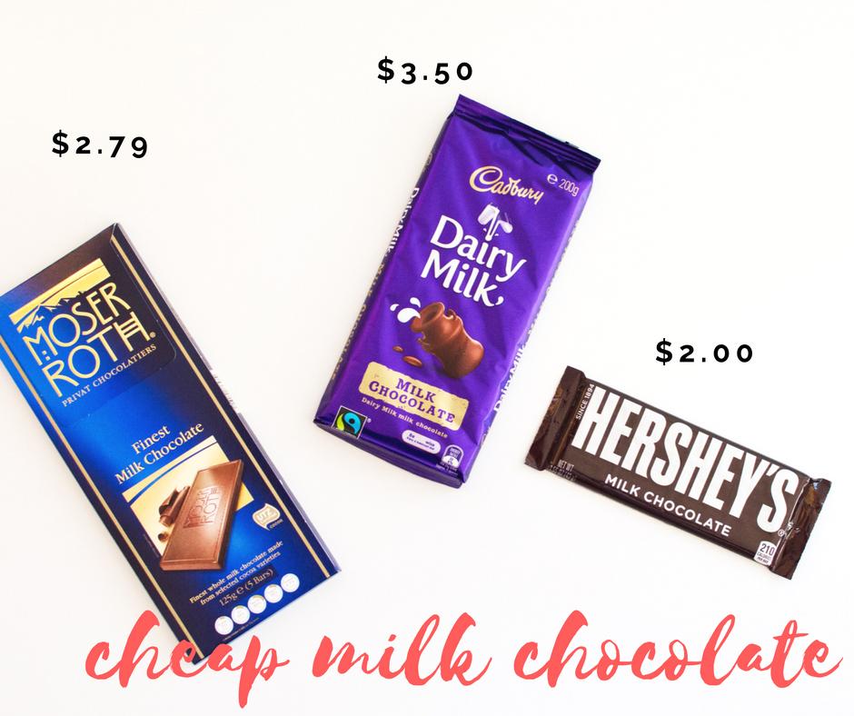 We Blind Taste Tested 13 Milk Chocolate Brands Huffpost Australia